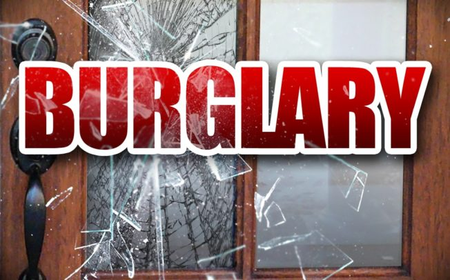 Police Investigate Burglary