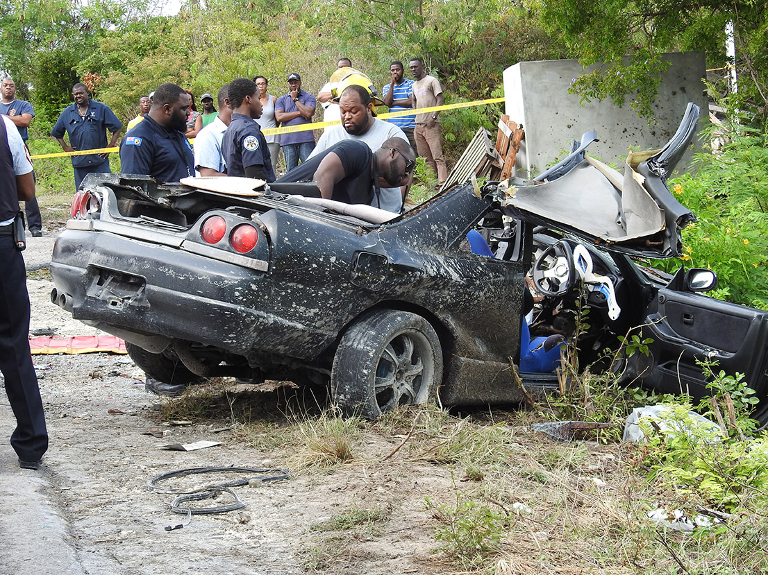 Police Investigate Fatal Accident Royal Turks And Caicos