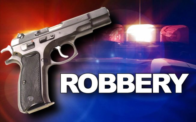 Police Investigates two robberies and seek assistance to locate Silver Nissan Serena Van